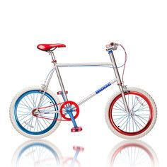 Mixed Gear Bike Straight Silver, 399€, now featured on Fab.