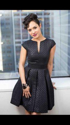 "Premieres Tonight: Star Grace Gealey Gives You Five Reasons to Get Excited ""Empire"" Star Grace Gealey Gives 5 Reasons to Tune In List of 1982 ballet premieres Latest African Fashion Dresses, African Print Dresses, African Print Fashion, African Dress, Ankara Fashion, Africa Fashion, African Fabric, African Attire, African Wear"