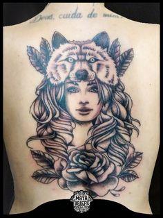Tattoo by Mayã Briefs #MayaBriefs #MayaBriefsTattoo #NeoTrad #Riklee #Tattoo #Tattooed #Ink #Inked #Tattoocostas #TattooedGirls #Newtrad #Newtradicional