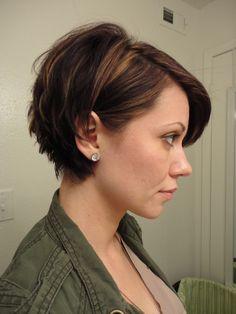 12 gestufte mittellange Frisuren, die Du mal probieren solltest!