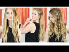 7 Quick Accent Braids You'll Love! These are so easy and cute!