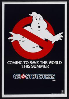 Los Cazafantasmas (Ghostbusters), de Ivan Reitman, 1984