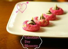 Valentines Day Blossoms Recipe - Baking Beauty