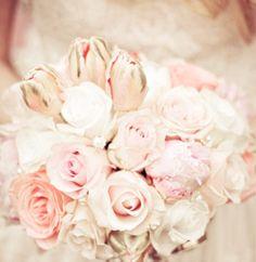 Beautiful wedding bouquet!