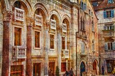 Diocletian Palace. Split. by vadim19