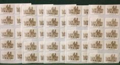 50 x High Quality Plastic Coated Stickers - FREE P&P - Bootham Bar, York Scrapbook Stickers, Scrapbooking, Plastic, Kit, York, Cards, Free, Ebay, Plastic Art