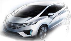 Honda Announces New Design Identity Concept - Car Body Design