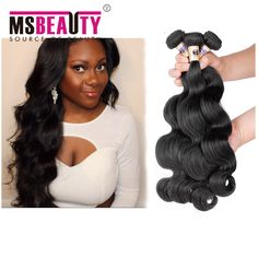 #Very Full 8A Body Wave#MSBEAUTY HAIR
