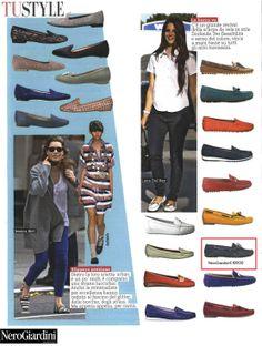 Tu Style - Marzo 2014 #stileitaliano firmato #NeroGiardini