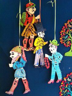 Yiousouri Thessaloniki, Fabric Jewelry, Jewelry Shop, Greece, Jewels, Christmas Ornaments, Holiday Decor, Diy, Character