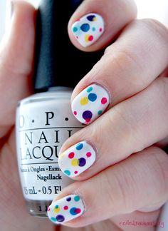 Cute polka dots!