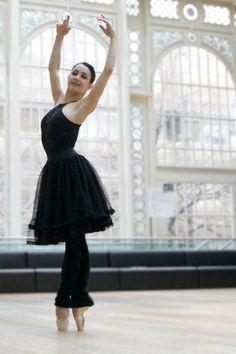 Tamara Rojo at the Royal Opera House