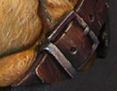 MASSIVE VOODOO: Tutorial - How to paint leather