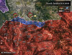 Government Forces Launch Fresh Offensive in Northern Latakia - http://www.therussophile.org/government-forces-launch-fresh-offensive-in-northern-latakia.html/