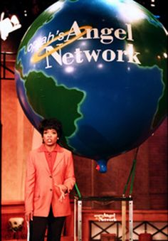 The Angel Network  The Angel Network is a charity focused on getting people involved. Not only that, but 100% of any donation goes directly towards funding a project. Oprah Winfrey pays all of the overhead and operating costs herself.