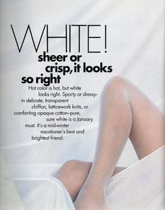 Elle (US) January 1991 | Claudia Schiffer