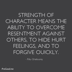 I've always forgiven quickly. Sometimes too quickly & easily. I have some more work to do on not resenting myself but I've come a long way from a year ago. A long, long way. I'm more than halfway there. I can see the end for once.