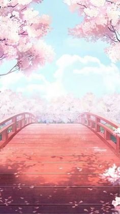 Kirschblüten Brücke Cherry blossom bridgebackgrounds Kirschblüten Brücke Cherry blossom bridge Top 5 Cherry Blossom Anime Girl Hd Wallpapers For Your Android or Iphone Wallpapers Cherry tree aesthetic anime ideas Πόλη, Κερασιές Kikyo - Kaede Episode Backgrounds, Anime Backgrounds Wallpapers, Anime Scenery Wallpaper, Animes Wallpapers, Cute Wallpapers, Iphone Wallpapers, Aesthetic Backgrounds, Aesthetic Wallpapers, Aesthetic Art
