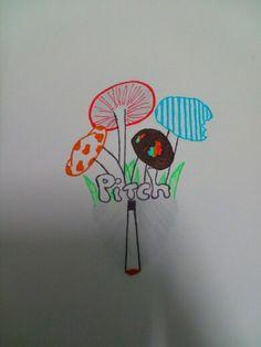 Pitch's mushrooms