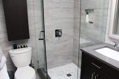 North Vancouver Bathroom Renovation Eagle Court - Ensuite