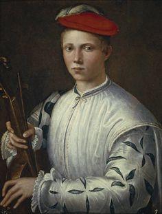 TICMUSart: El tañedor de viola - Anónimo (1540) (I.M.)