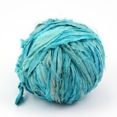 Jedwabne pasmo sari turkus [3m] Jewlery, Sari, Throw Pillows, Stone, Jewelry, Saree, Toss Pillows, Rock, Bijoux