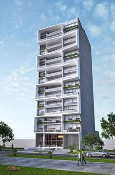 54ba148bb0d5ba4c0e4f3b39b5f38b4a bina elevation architecture maiorca residential building louren�o building, architecture  at gsmportal.co