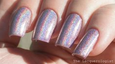 The Lacquerologist: Color Club Halo Hues Swatch and Review!