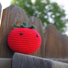 Amigurumi Tomato