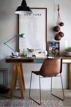 Decoaddict: Home Office | Lady Addict en stylelovely.com