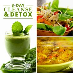 Three Day Cleanse & Detox