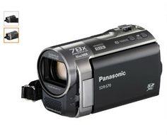 Panasonic SDR-S70K Camcorder