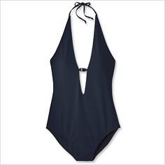 Shop 39 Figure Flattering Swimsuits - Calvin Klein. For wide hips.