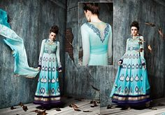 Well supported by a team of smart and creative designers, we are offering a beautiful collection of Designer Salwar Kameez. With the use of quality tested fabric and the latest designing techniques, we are coming out with this trendy salwar kameez.