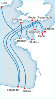 2 day Caen Cruise & Stay hotel break Foot passenger breaks from £61 per person Discover Caen or our port of Ouistreham without your car wi...