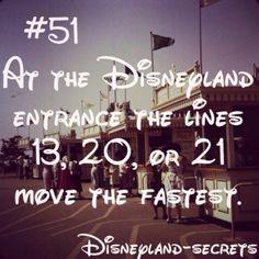 Disneyland secrets #51