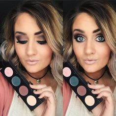 These matte eyeshadows are a complete dream!