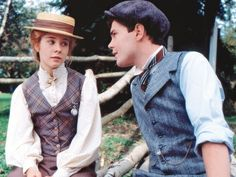 Anne and Gilbert.