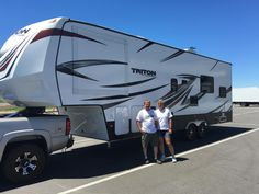 Grant, life is about the journey!   We hope you enjoy your new vehicle from all of us at Sierra RV and Jim Mahas!