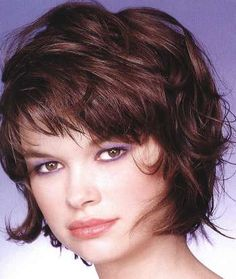Short curly/wavy hairstyles picture 30 from the third section.