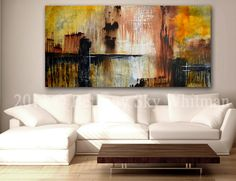 Large Painting Original Modern Abstract Art 6 by originalmodernart, $1,299.00