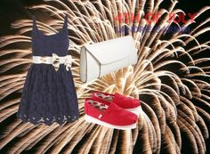 """""""4th Of July"""" by landriegarner on Polyvore"""