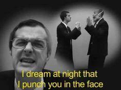 Columbia Business School's Dean Glenn Hubbard sings about wanting Alan Greenspan's job that went instead to New Fed Chair Ben Bernanke.    Parody created by Columbia Business School students.