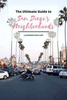 San Diego Neighborhood Guide Things to do in San Diego Hillcrest Little Italy North Park La Jolla Ocean Beach Pacific Beach Pacific Beach San Diego, Ocean Beach San Diego, North Park San Diego, Pacific Ocean, Pacific Northwest, Downtown San Diego Hotels, Moving To San Diego, San Diego Travel, Santa Monica