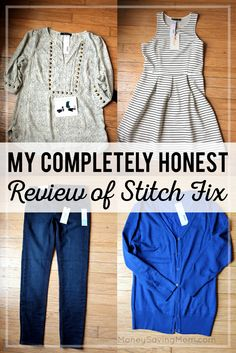 My first in-depth review of Stitch Fix was a very honest review sharing why the…