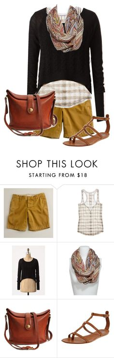 """""""Untitled #293"""" by ccbmum ❤ liked on Polyvore featuring J.Crew, Madewell, LULU, Coach and Dolce Vita"""