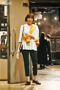 Daily More, Japanese Girl, Fashion Ideas, Short Hair Styles, Winter Fashion, Normcore, Ootd, Asian, Mens Fashion