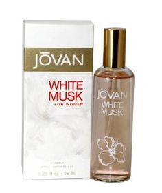 Jovan White Musk Perfume by Coty for women Personal Fragrances