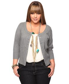 forever 21 plus size  - love the whole look