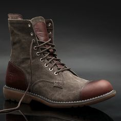 vintage leather boots mens - Google Search